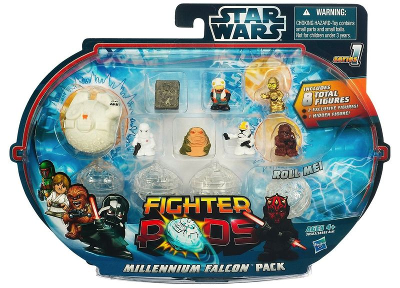 File:Star Wars-Fighter Pods 1-Millennium Falcon 8-Pack.jpg