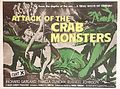 Attack of the Crab Monsters-1957-Poster-1.jpg